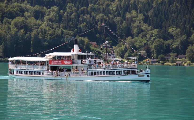 Wörthersee cruise