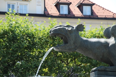 Lindwurm, Klagenfurt