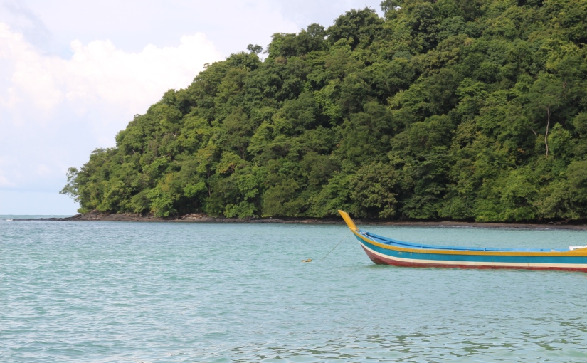 The beautiful islandLangkawi