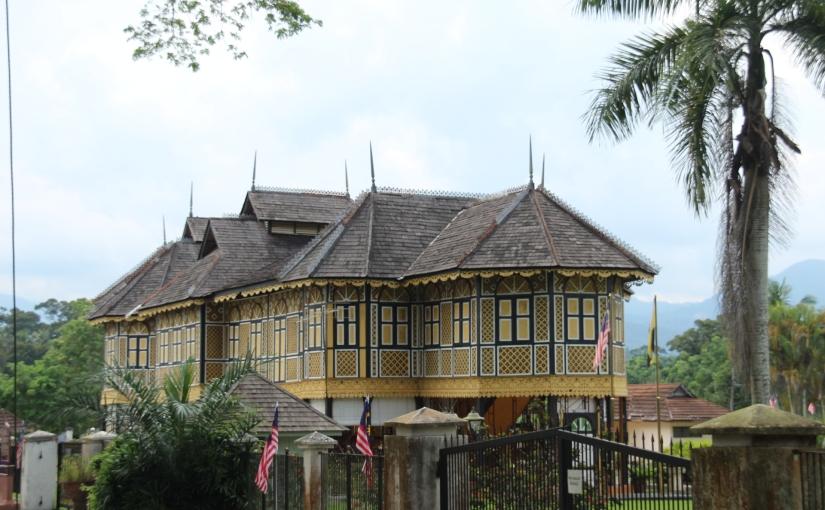 Kuala Kangsar: the royal capital ofSultans