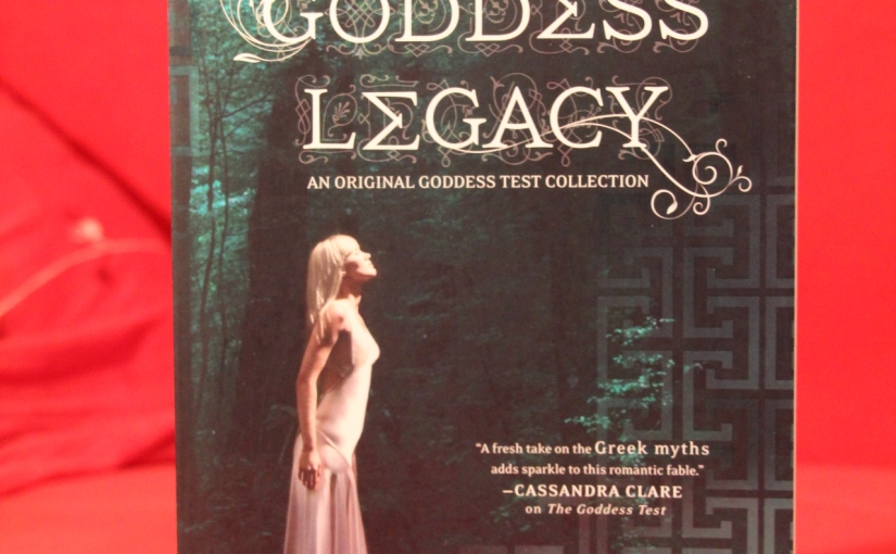 The Goddess Legacy by Aimée Carter (Goddess Test Series #2.5) | Review