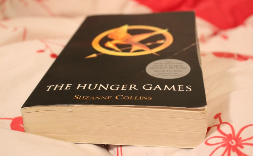 The Hunger Games by Suzanne Collins (The Hunger Games Series #1) | Review