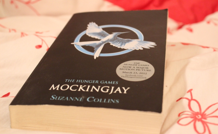 Mockingjay by Suzanne Collins (The Hunger Games Series #3) | Review