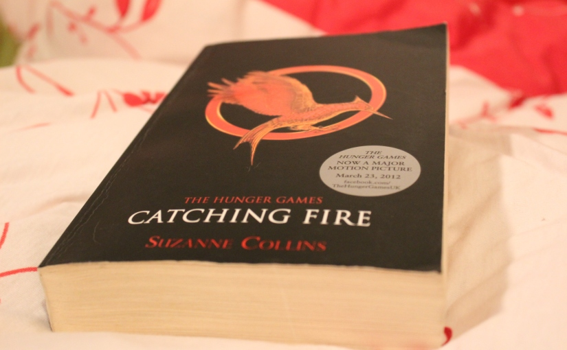Catching Fire by Suzanne Collins (The Hunger Games Series #2) | Review