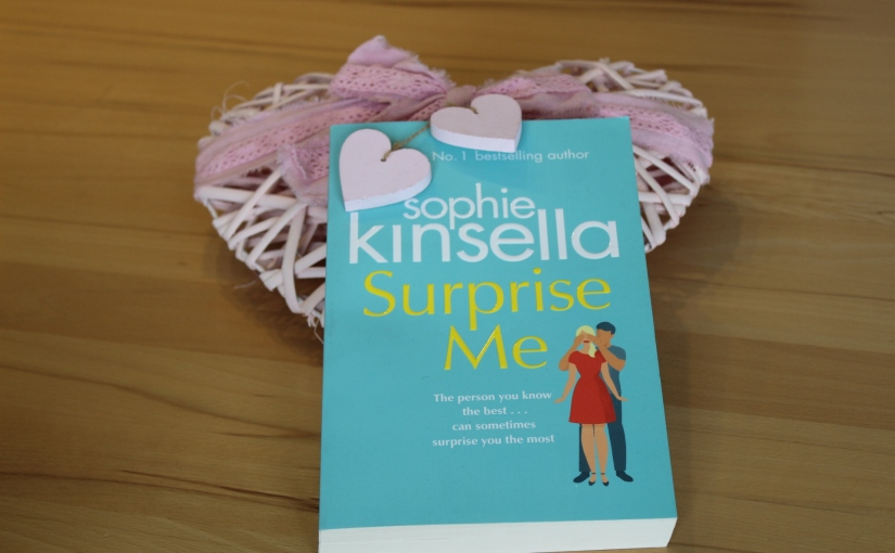 Surprise Me by Sophie Kinsella | Review