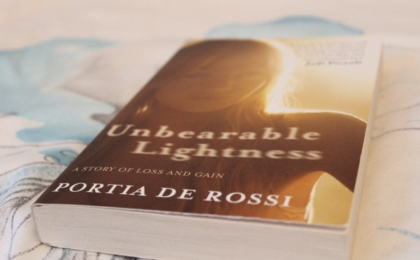 Unbearable Lightness by Portia de Rossi | Review